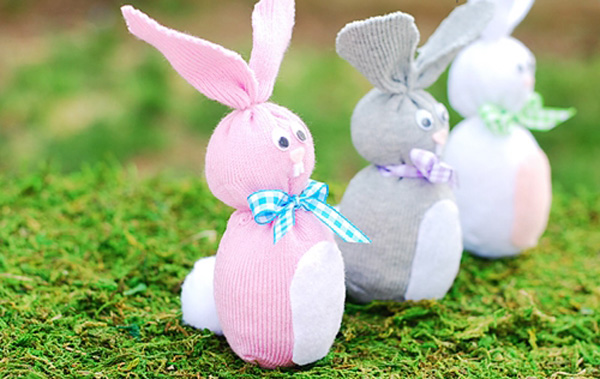 заяц из носка-2