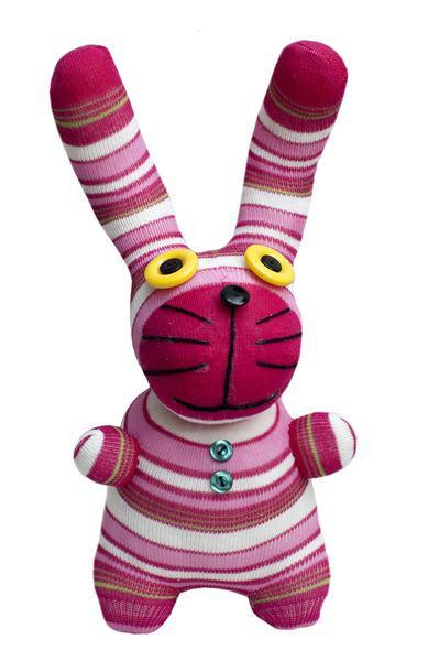 заяц из носка-3