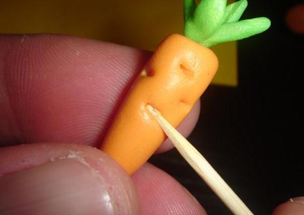 Сладкая морковка-6