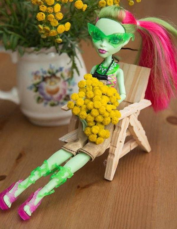 Чемодан для куклы своими руками фото 75