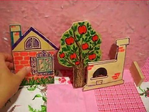 декорации для кукольного театра