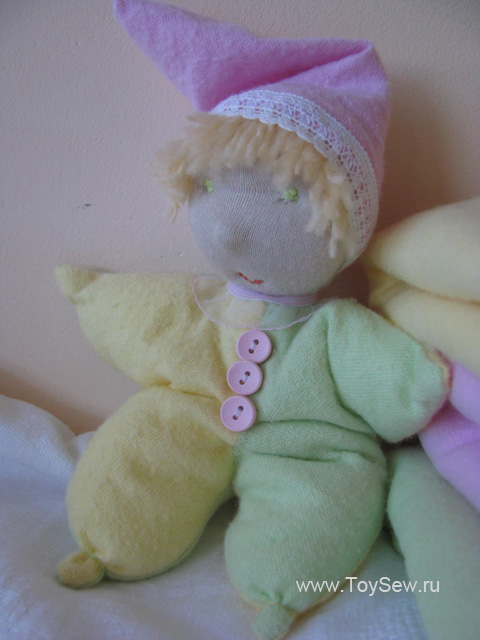 Вальдорфская кукла масткр-класс