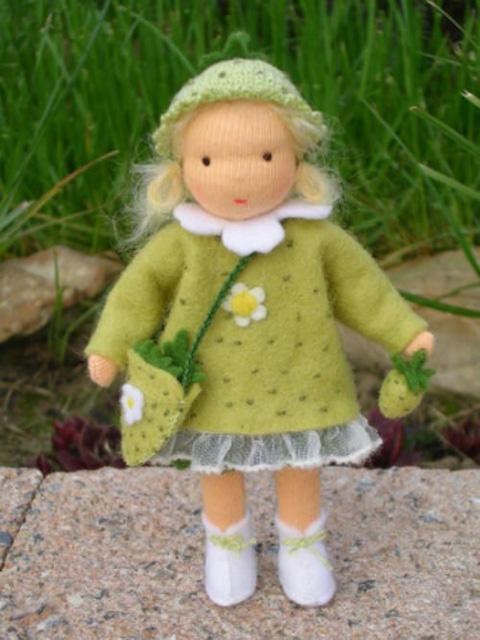 вальдорфские куклы детям старше 5-ти лет