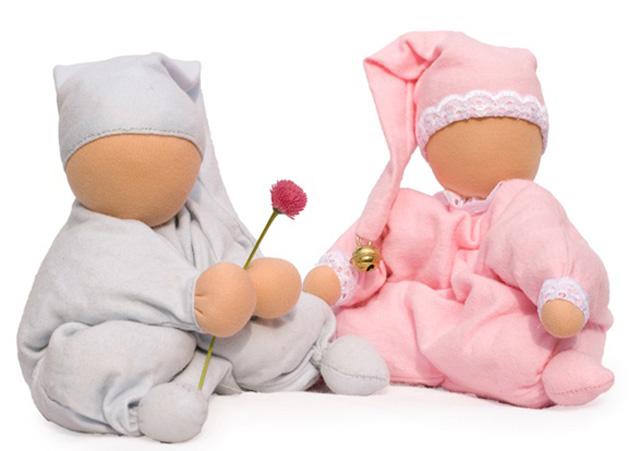вальдорфские куклы до 3-х лет