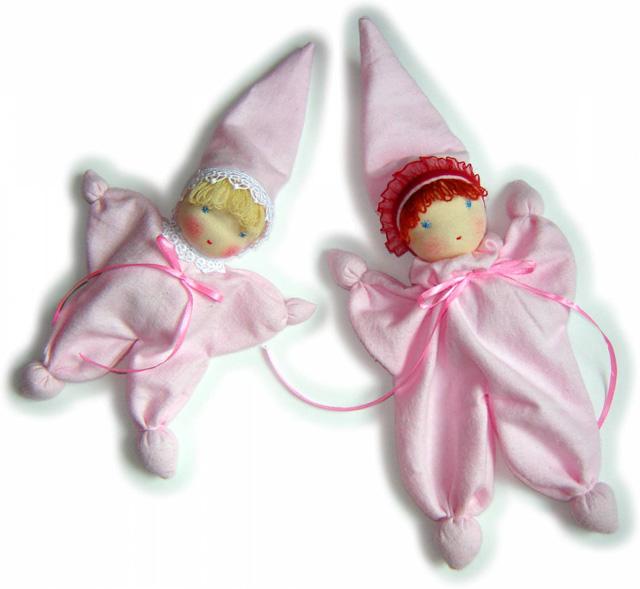 вальдорфские куклы детям до 5-и лет