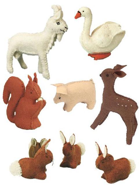 вальдорфские куклы на основе народной игрушки