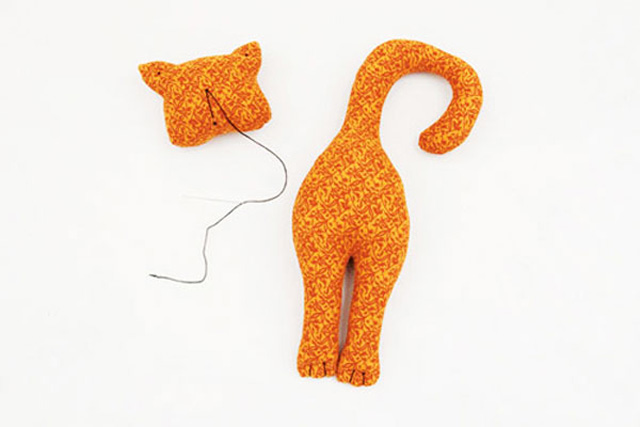 Двулапый кот тильда-4