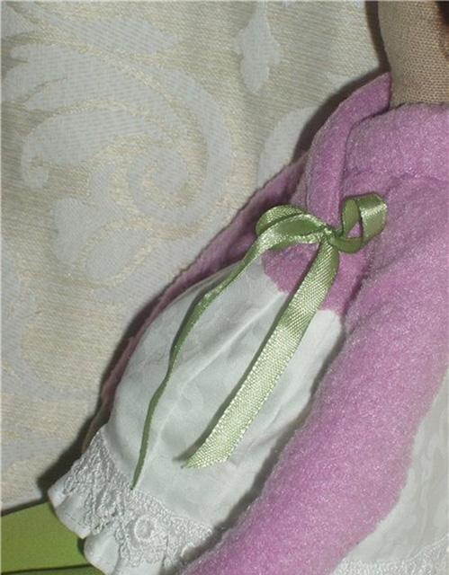 Беременная тильда