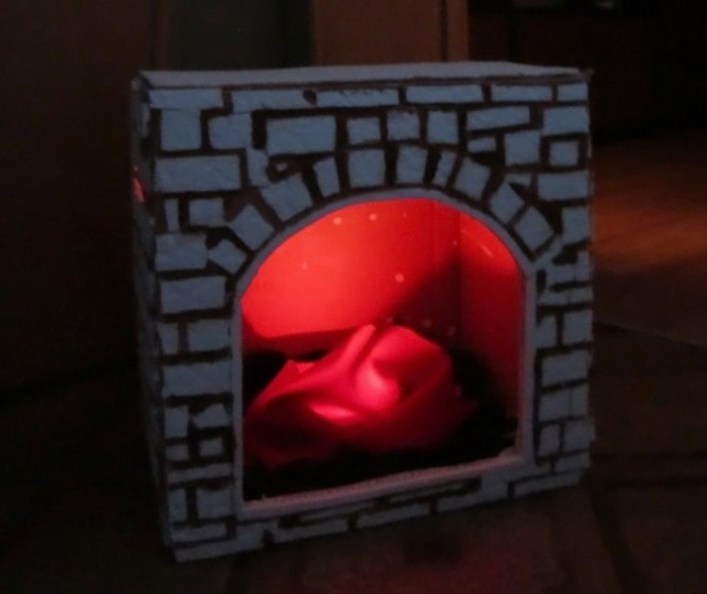 камин для кукол-3