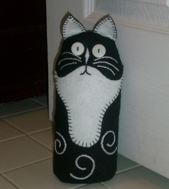 Кот стояк-3