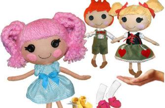 Кукла лалалупси своими руками-2