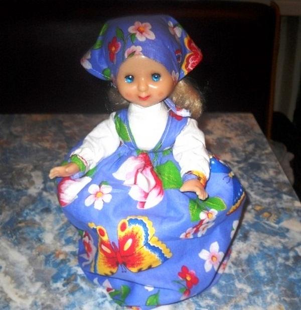 Кукла для чайника своими руками фото 632