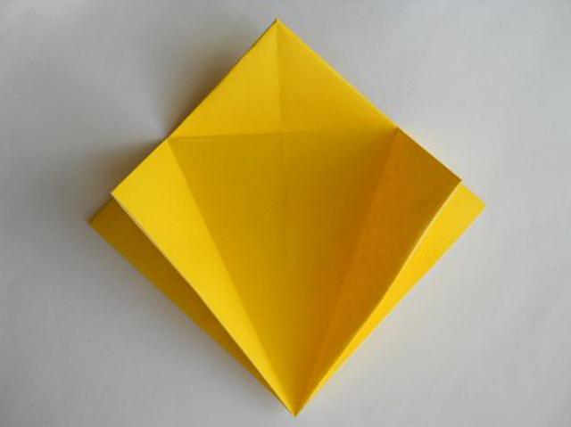 Обезьяна оригами-2