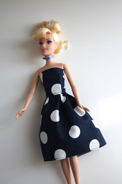 Платье для Барби-9