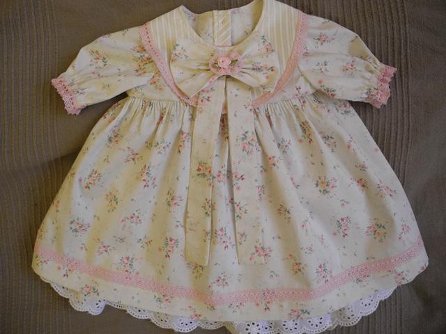 Шьем платья для куклы
