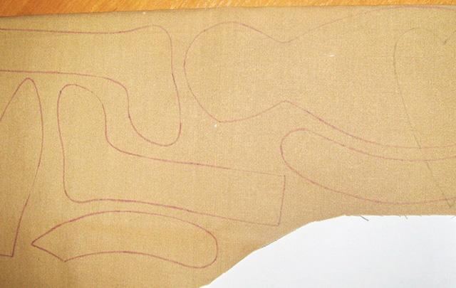 Стоячий зайка тильда-3