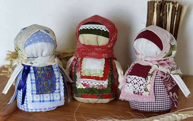 текстильная Оберег