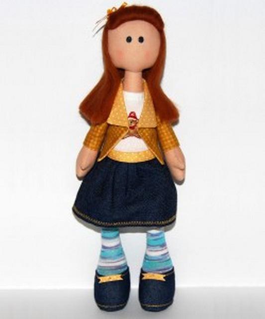 Шитье куклы своими руками фото
