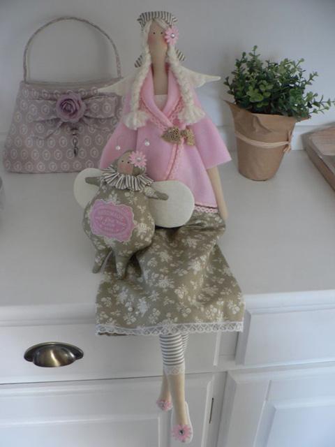 текстильная тильда-2