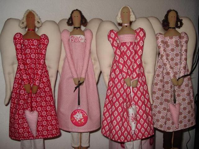 текстильная тильда-4