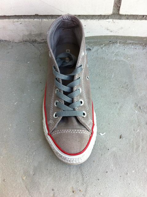 Как завязать шнурки-2