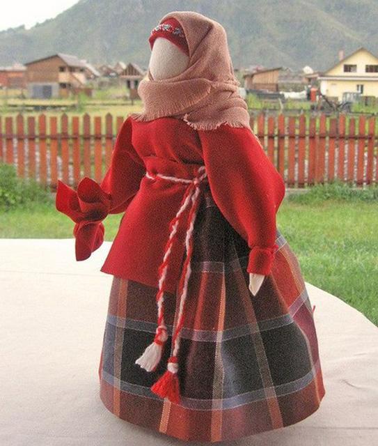 Кукла Берегиня-11