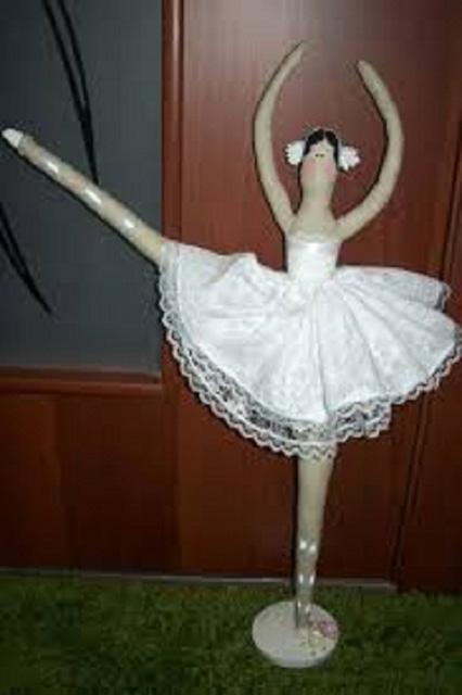 Тильда балерина-11