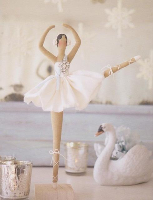 Тильда балерина-12