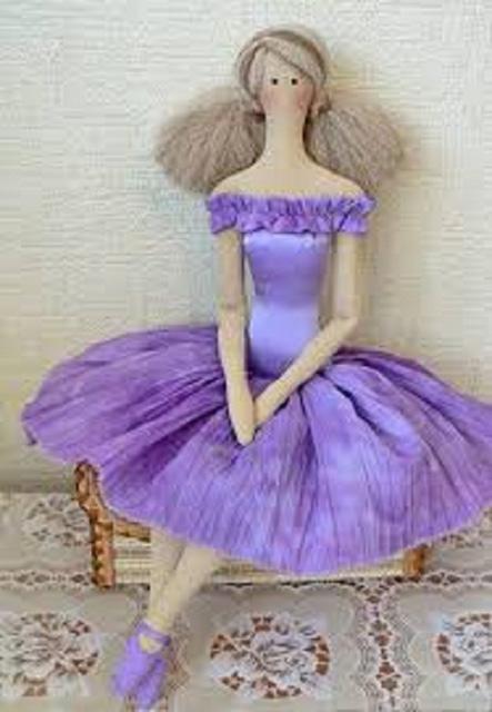Тильда балерина-13