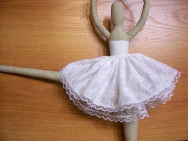 Тильда балерина-8