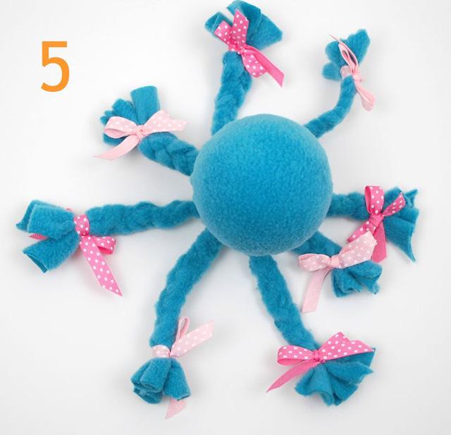 Веселая осьминожка-5