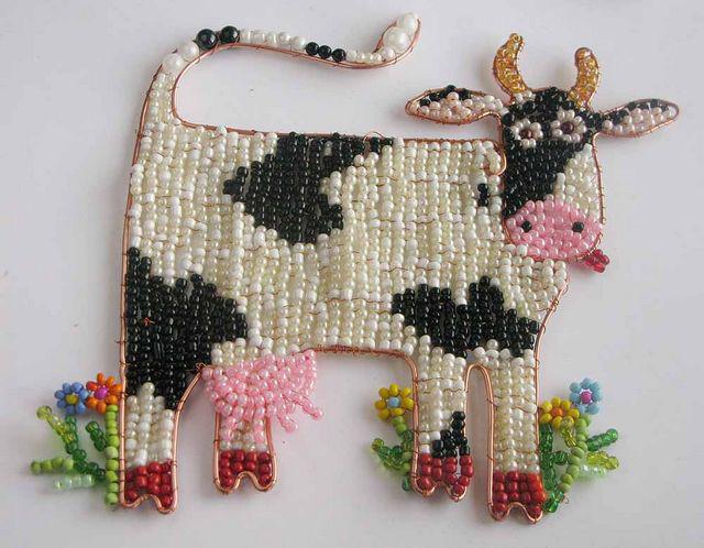 Плоская корова-3