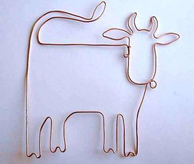 Плоская корова