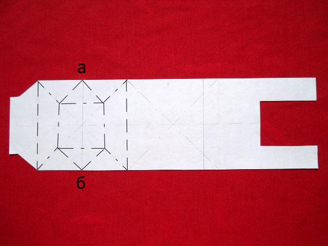 Олень оригами-2