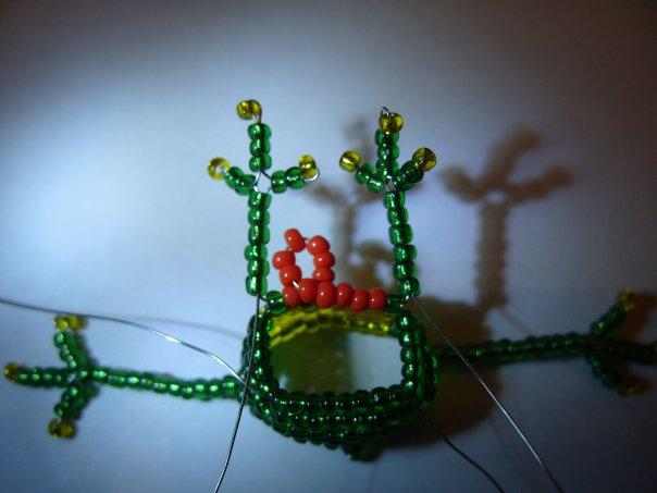 Лягушка под мухой-11