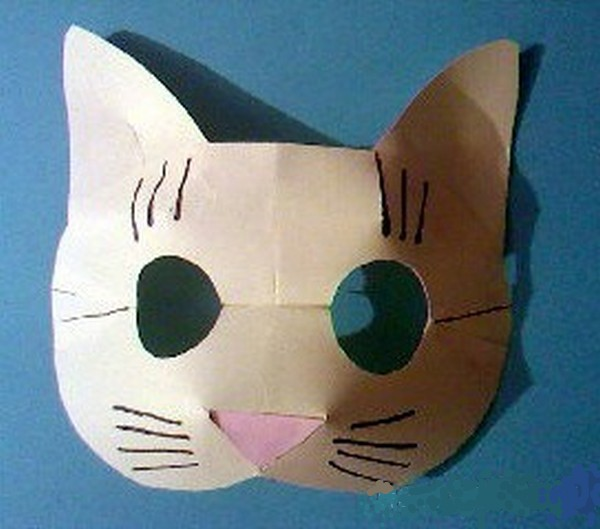 Почти готовая маска