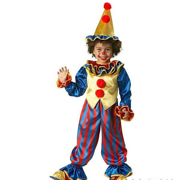 Костюмы на новый год клоуны