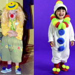 Клоунские костюмы