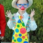 Клоун с галстуком