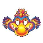 Вариант маски дракона
