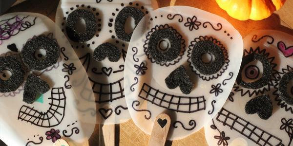 Маски скелеты