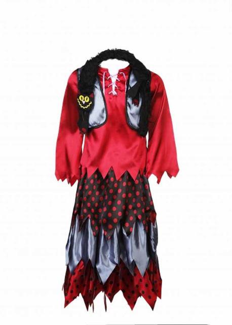 Как сделать костюм бабки