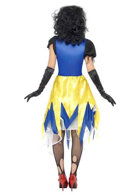 Взрослый костюм Белоснежки на Хэллоуин