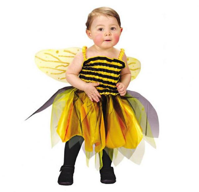 Костюм пчелы-5