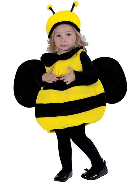 Костюм пчелы-6