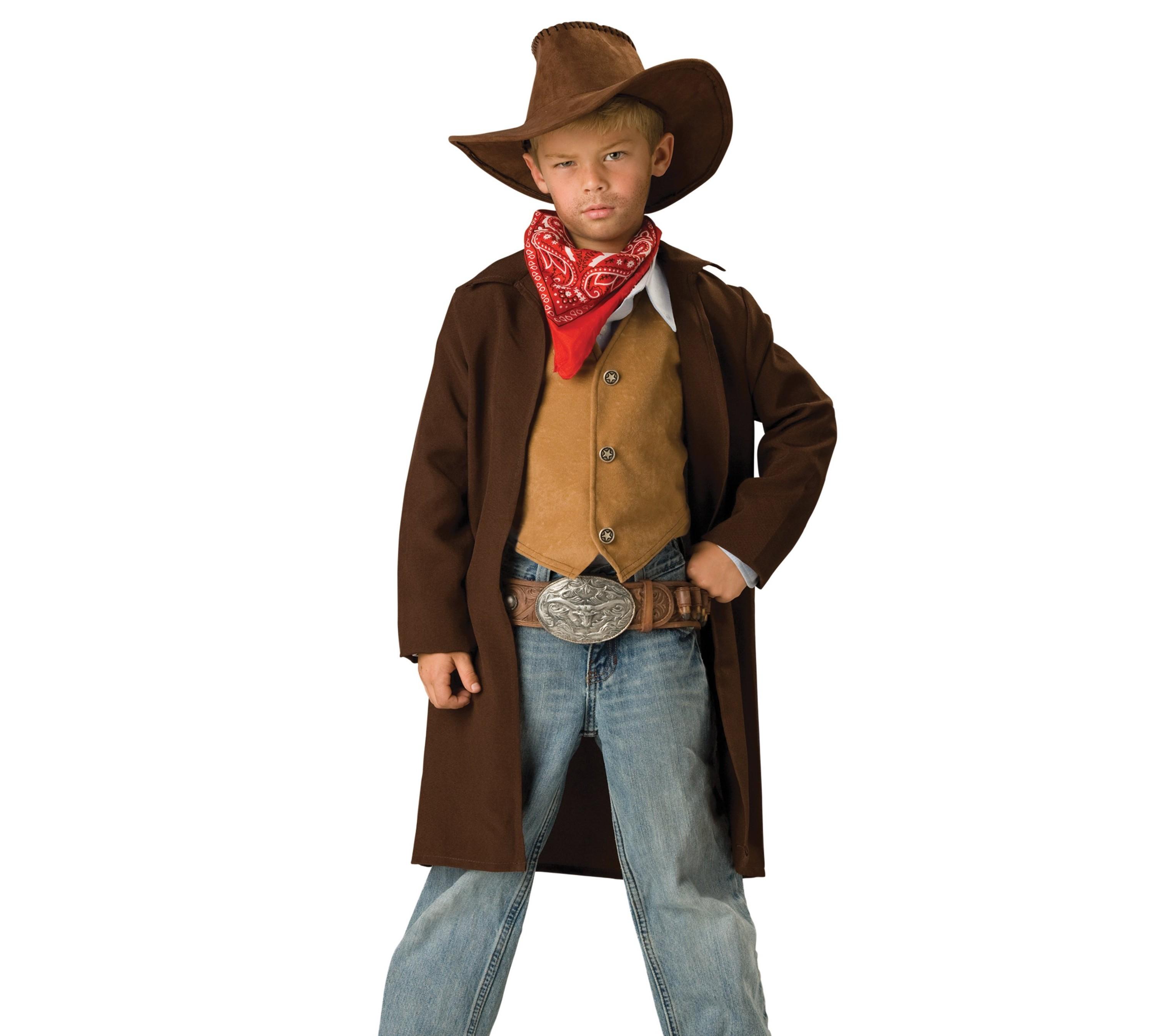 Детский костюм ковбоя своими руками