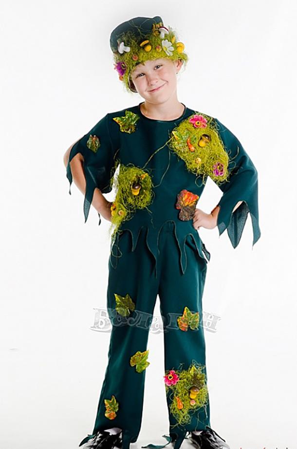 Вариант костюма Лешего