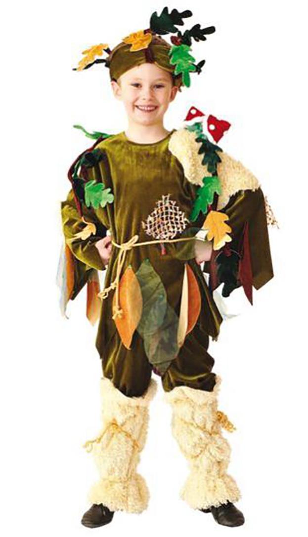 Красивый костюм лешего
