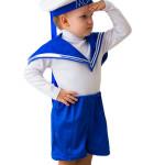 Костюм для маленького моряка