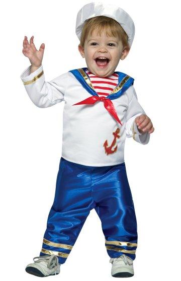 Маленький моряк